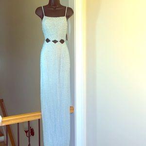 ANDRETTA DONATELLO sz M gown prom formal cruise